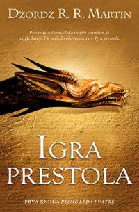 IGRA PRESTOLA - Džordž R. R. Martin
