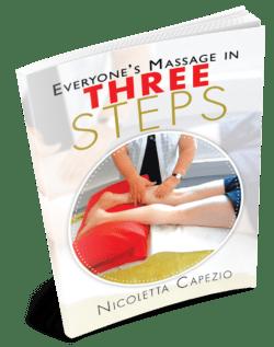 Everyone's Massage in Three Steps-Nicoletta Capezio