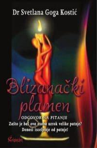BLIZANAČKI PLAMEN - Svetlana Goga Kostić