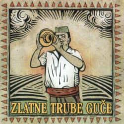 ZLATNE TRUBE GUČE - Various CD